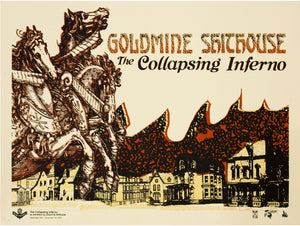 GOLDMINE SHITHOUSE: THE COLLAPSING INFERNO