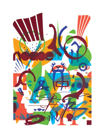 Ryan McGinness: Sponsorship REDUX