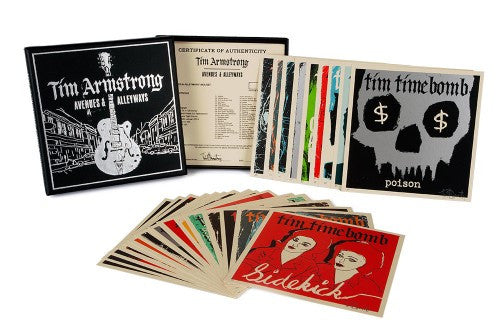 Tim Armstrong: Avenues & Alleyways Box Set