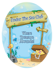 Life is the Bubbles Under the Sea Club