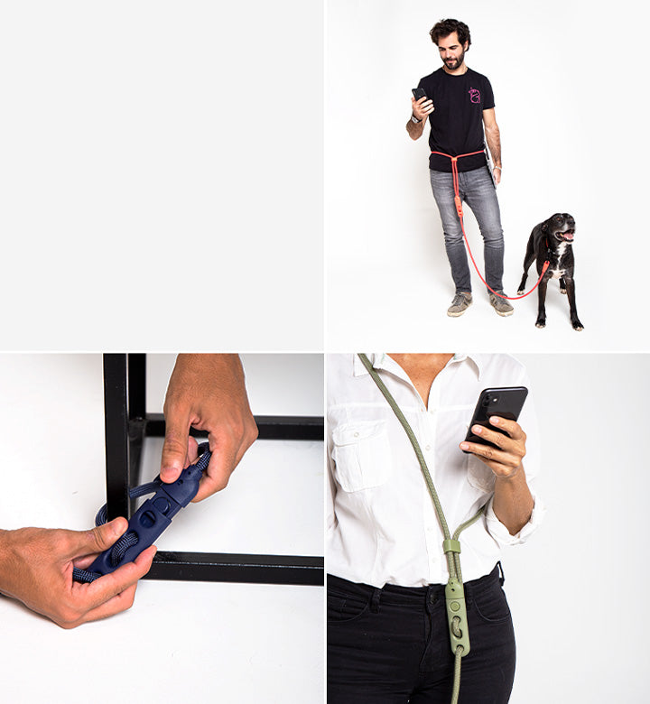 Hands-Free Leash