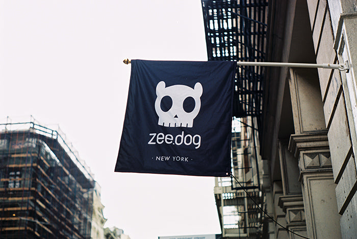 Zee.Dog New York Flag