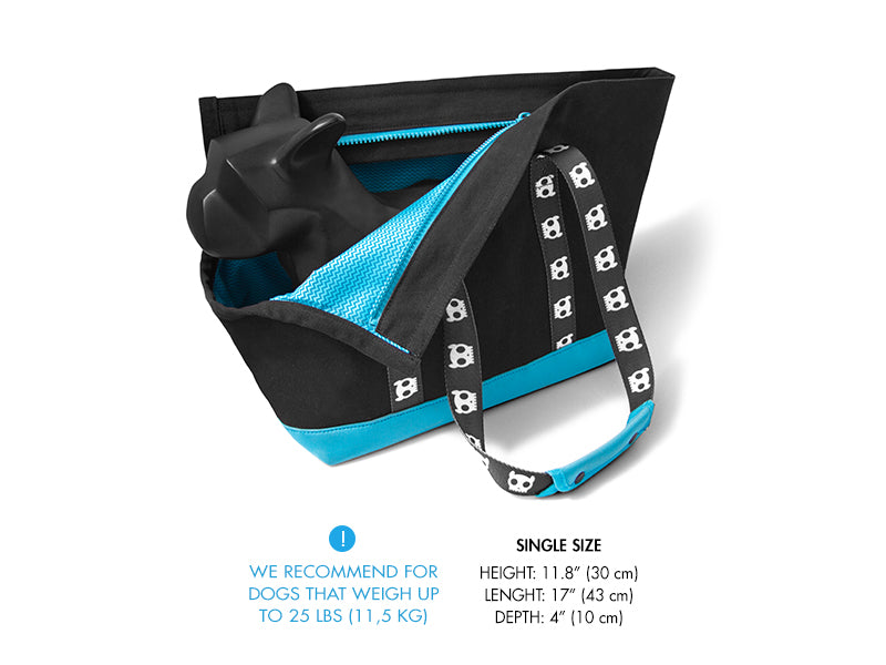 Zee.Dog Carrier Size Chart