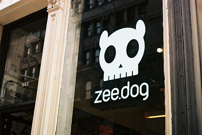 Zee.Dog New York logo