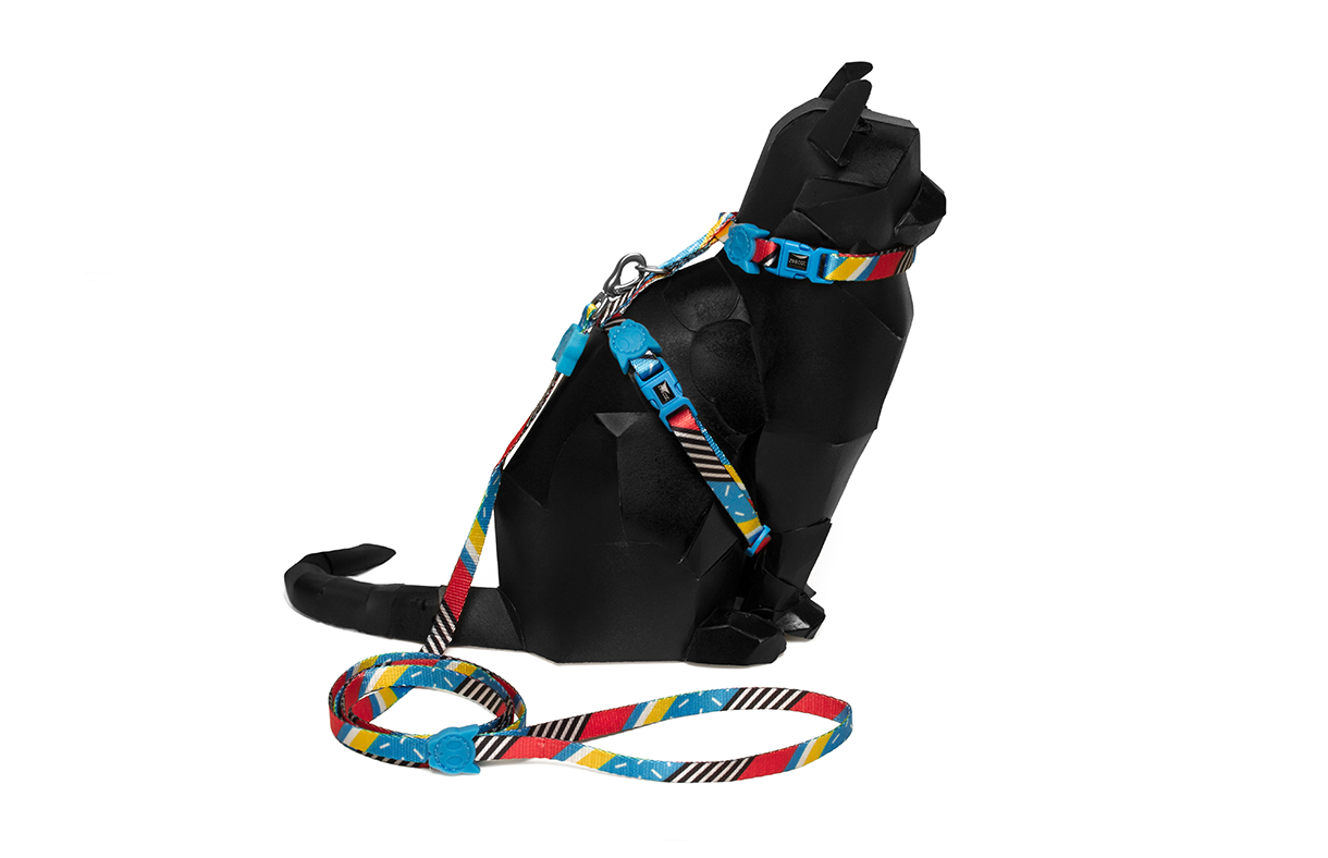 Brooklyn | Cat Harness with Leash
