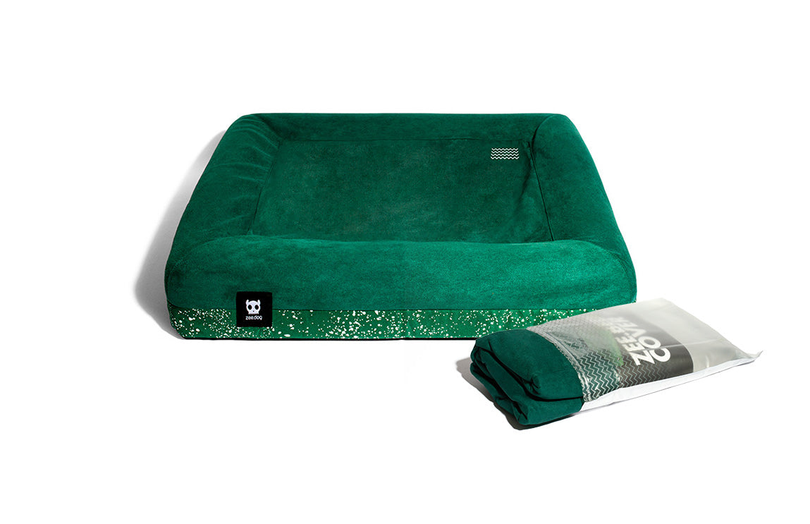 Green | Bed Cover