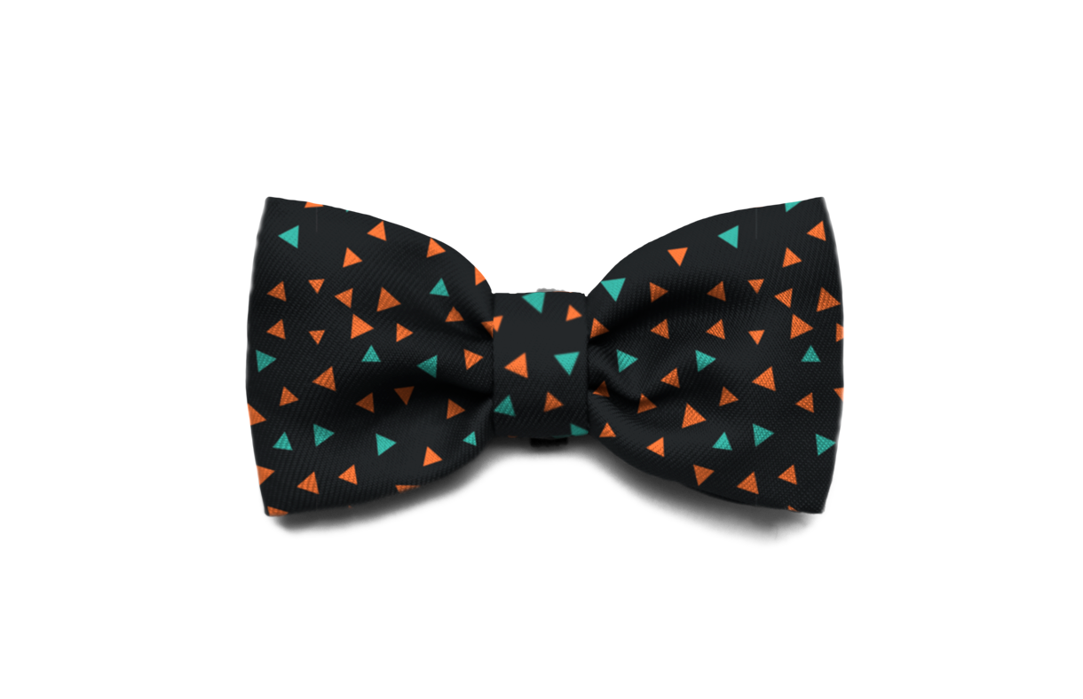 Triangles | Dog Bow Tie