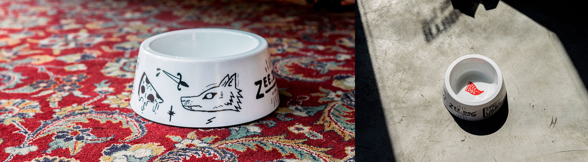 Old School | Dog Bowl
