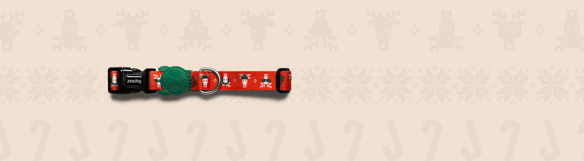 Rudolph | Dog Collar | Christmas Limited Edition