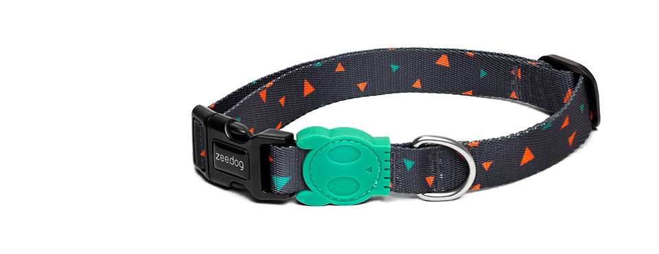 Triangles | Dog Collar