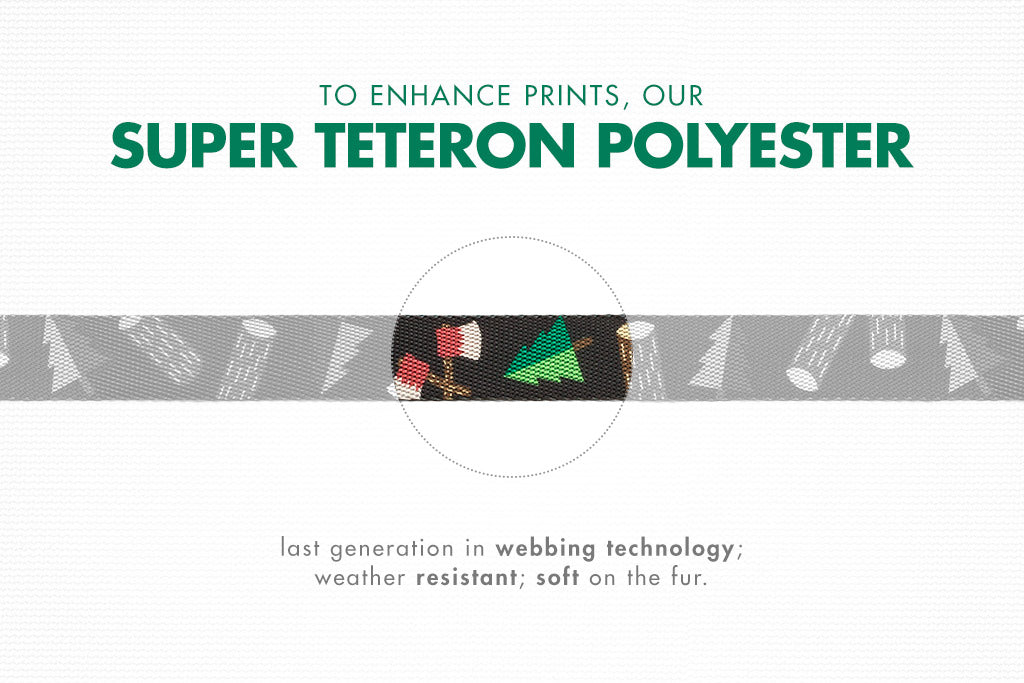 Teteron Polyester Feature | Zee.Dog