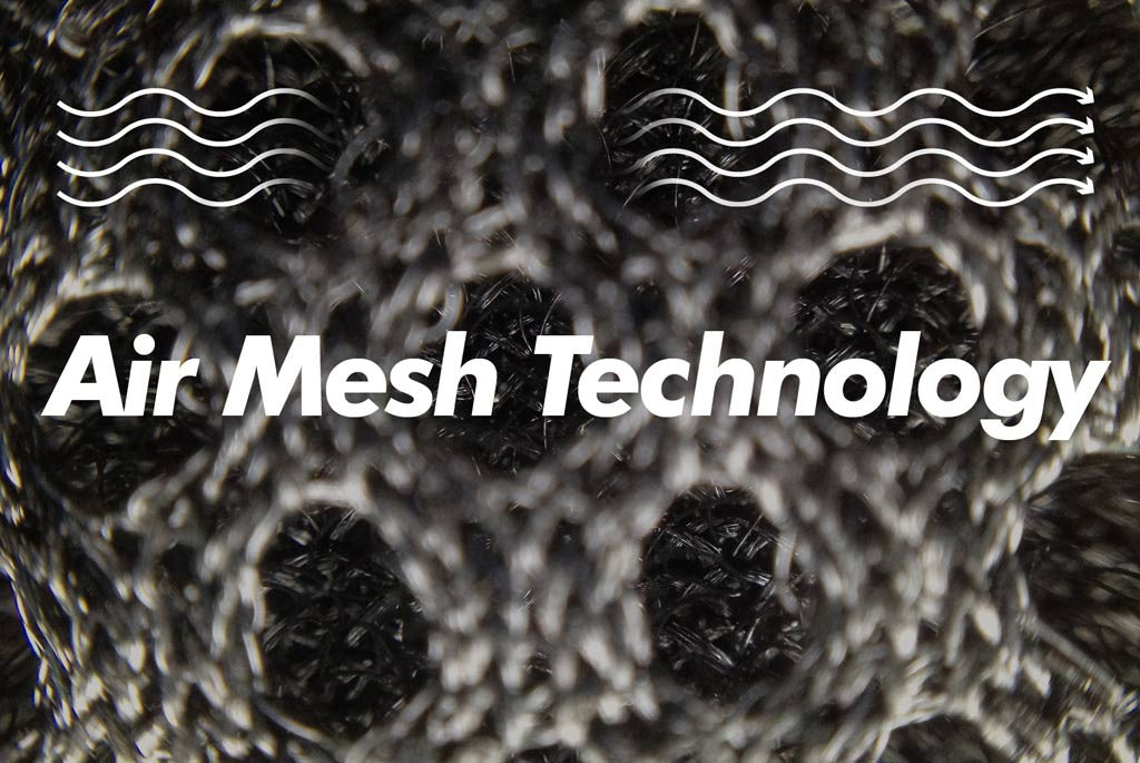 Monoby Air mesh feature | Zee.Dog