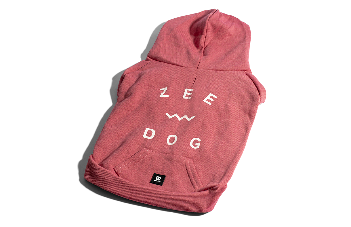Classic Pink | Dog Sweater