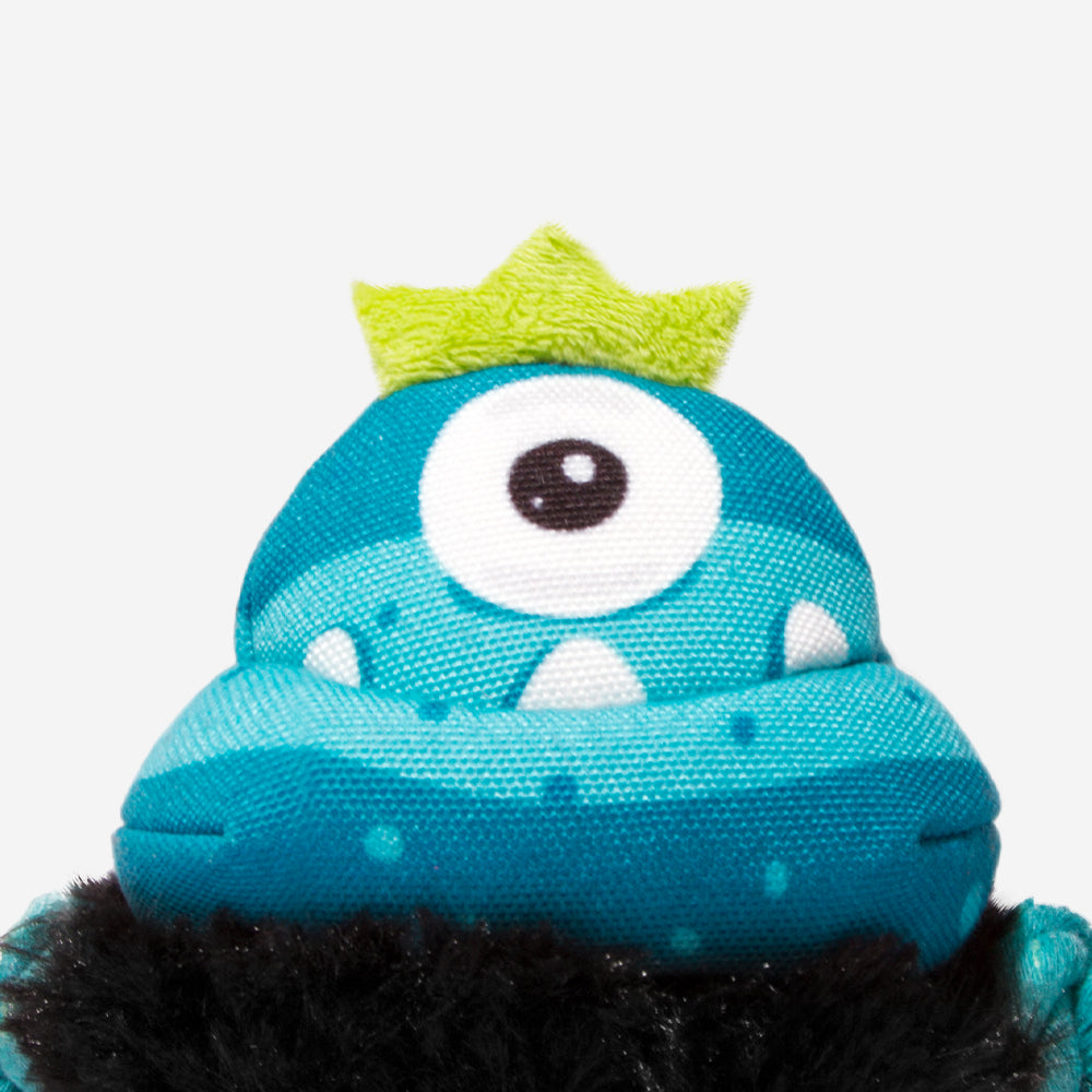 Alien Flex King Jambo | Canvas Plush Dog Toy