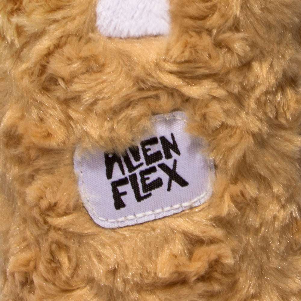 Alien Flex Xaman | Canvas Plush Dog Toy