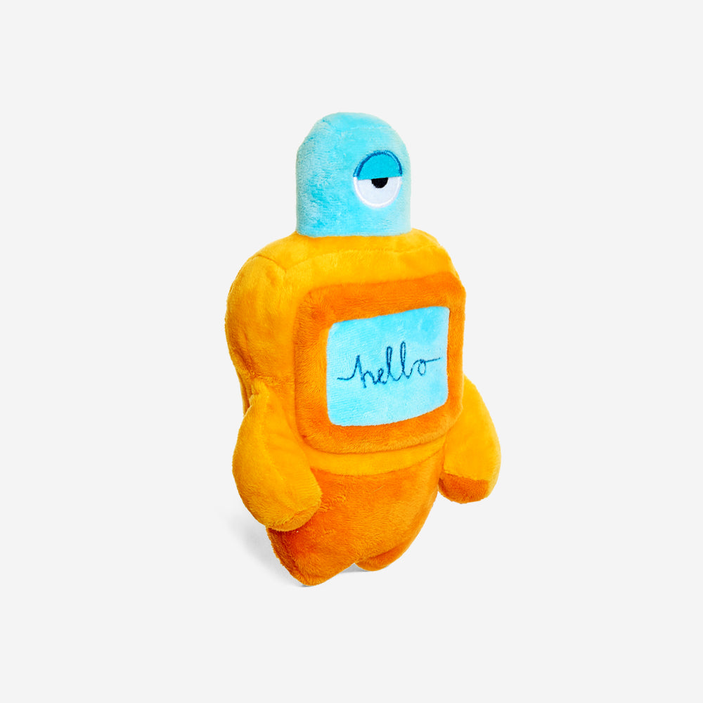 Alien Flex Z-49 | Plush Dog Toy