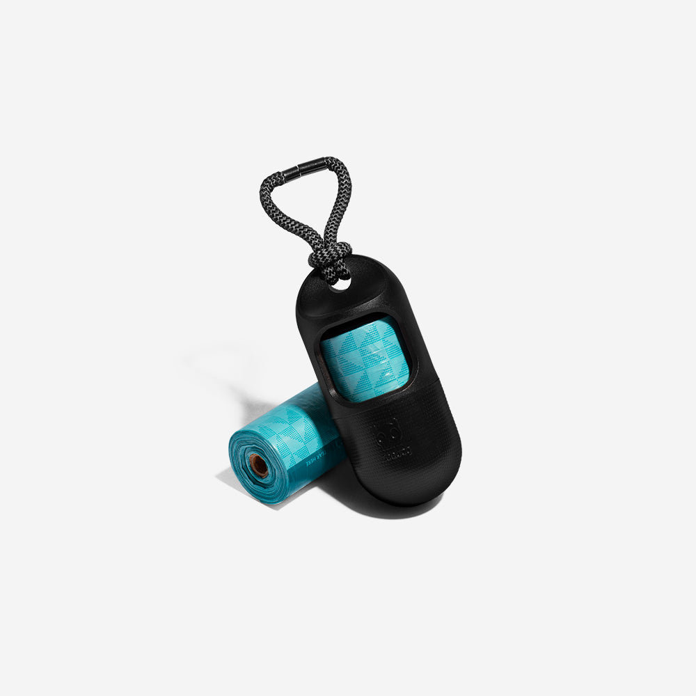 Black | Poop Bag Dispenser