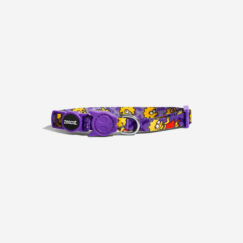 Lisa Simpson | Cat Collar