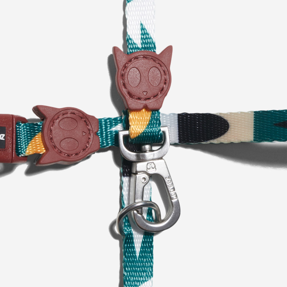 Umber | Cat Harness with Leash