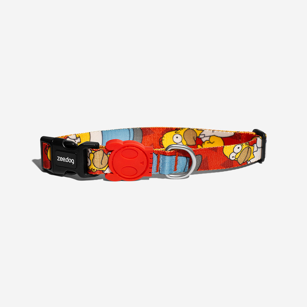 Homer Simpson | Dog Collar