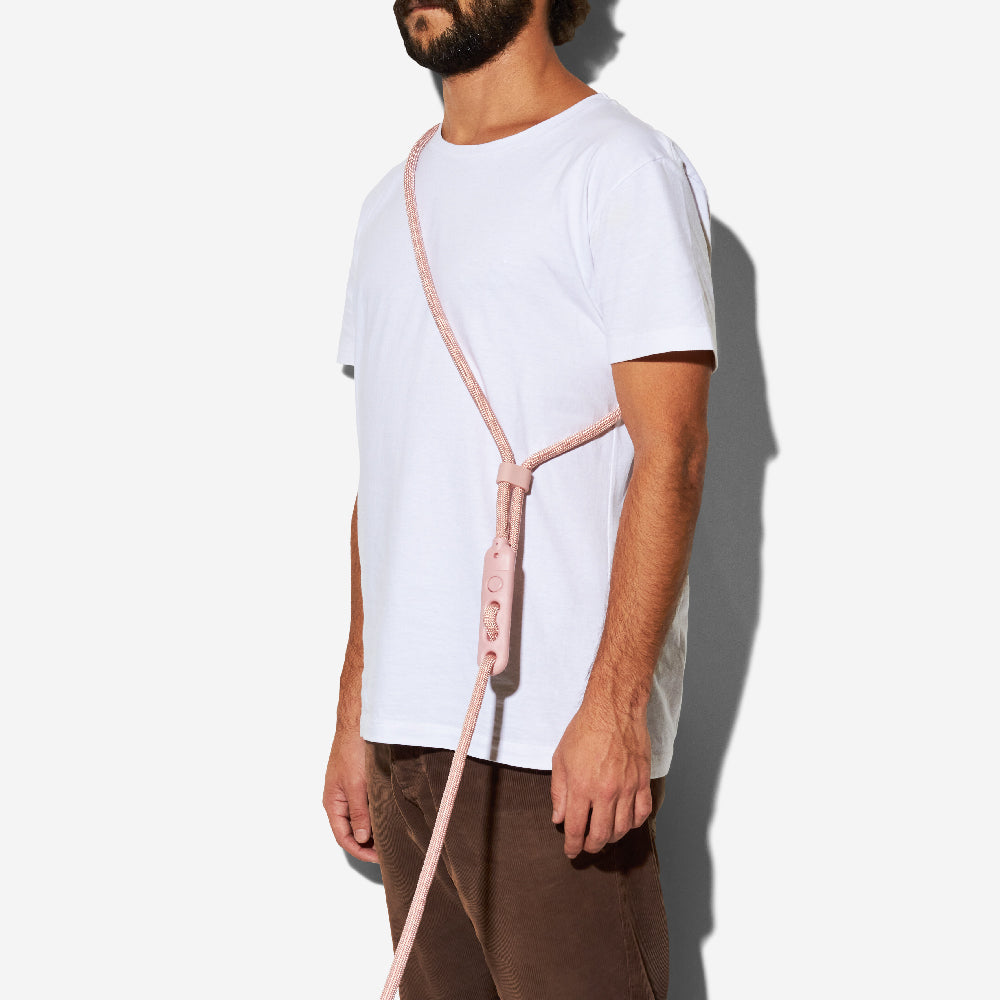 Pink Tech | Hands-Free Leash