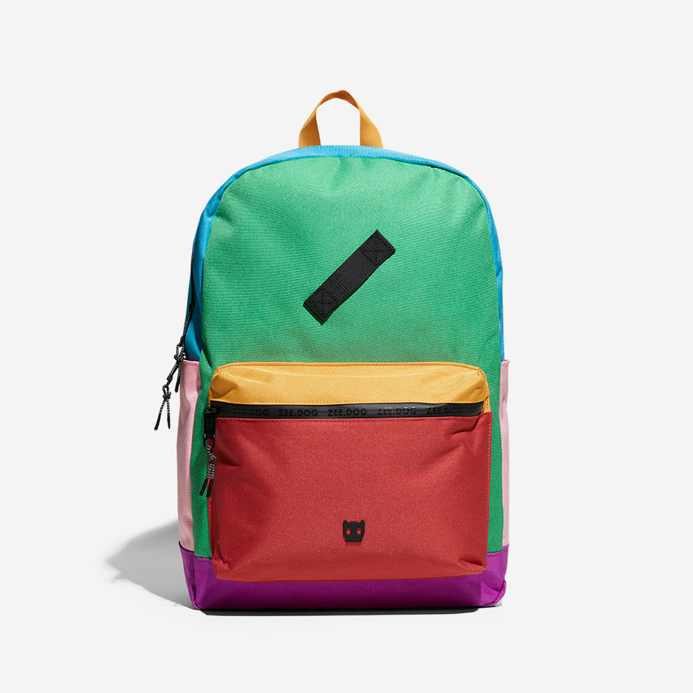 Classic Green / Blue / Purple | Backpack