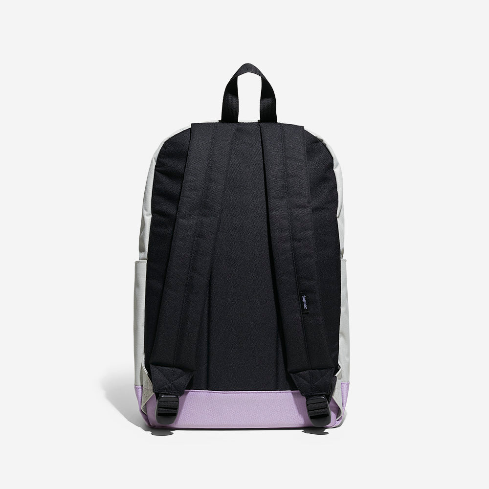 Classic Grey / Purple | Backpack