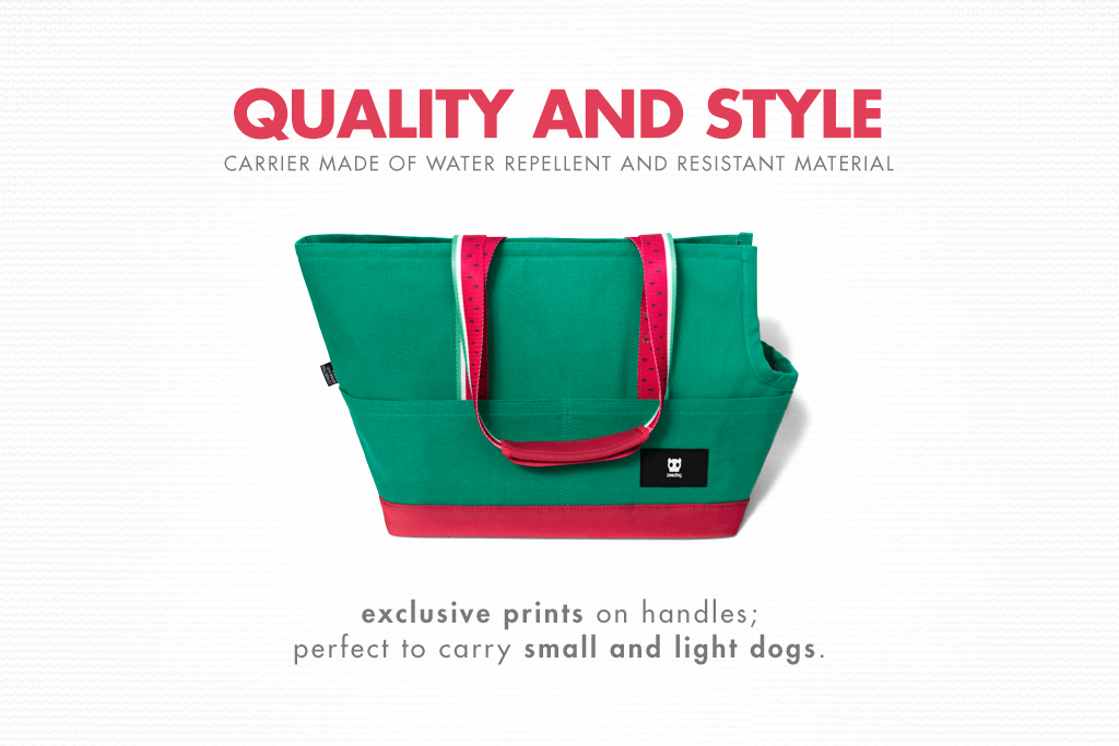 Lola Dog Carrier - Quality and Style | Zee.Dog