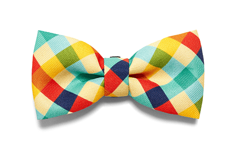 Phantom Large Bow Tie | Zee.Dog