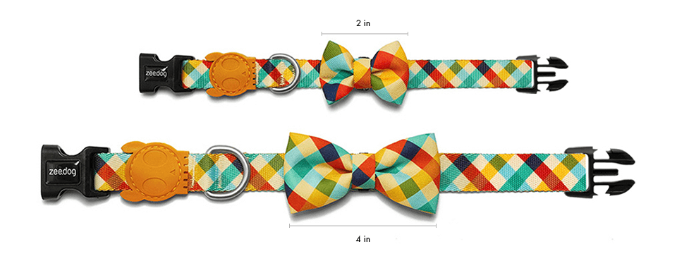 Phantom | Dog Bow Tie