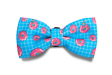 Homer | Donut Dog Bow Tie