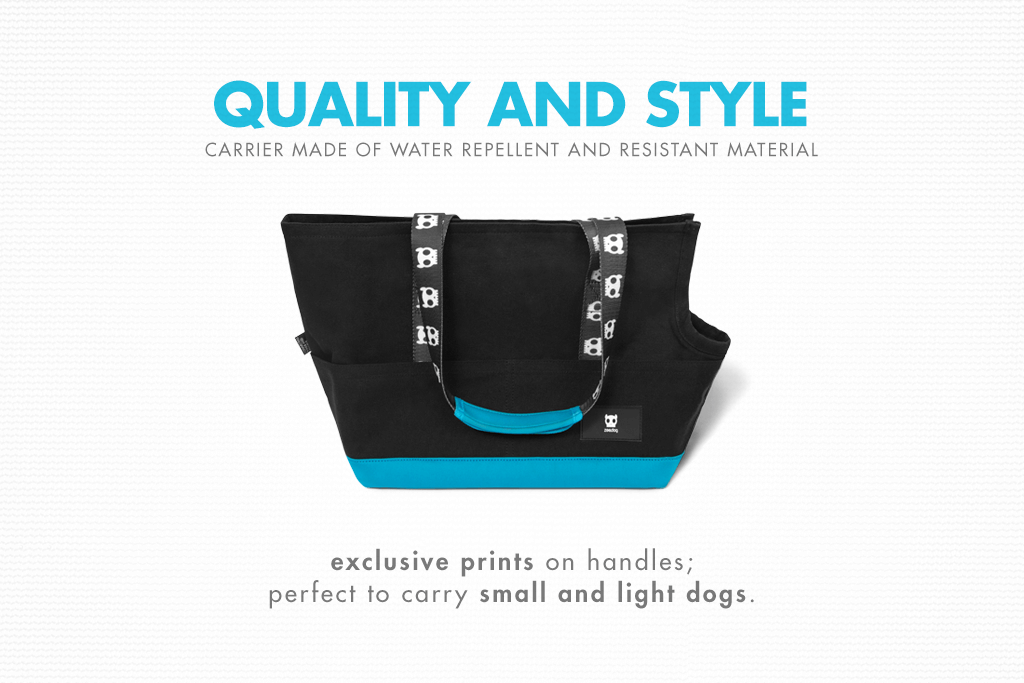 Monoby Dog Carrier - Quality and Style | Zee.Dog