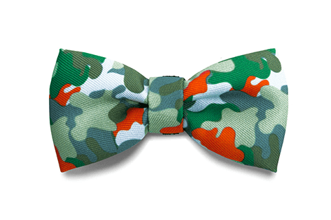Camo | Bow Tie Large