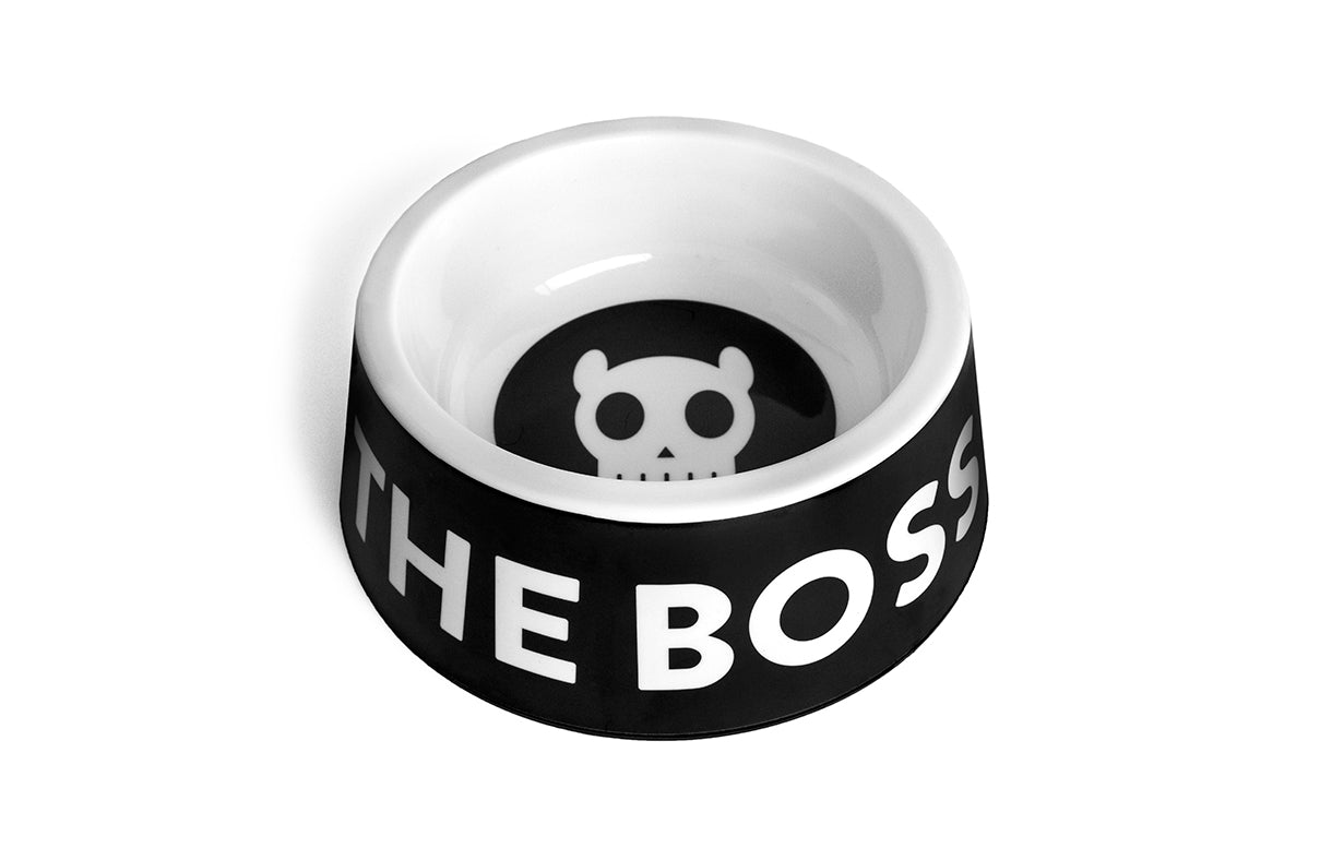 The Boss Black | Bowl