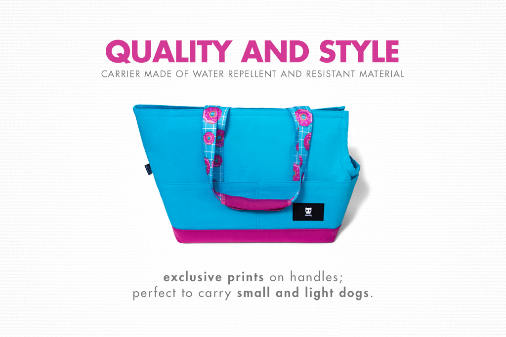 Homer Dog Carrier - Quality and Style | Zee.Dog