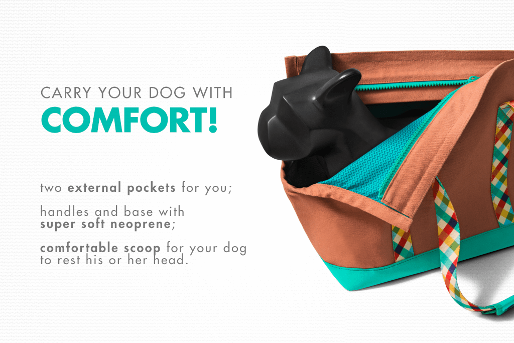 Phantom Dog Carrier - Comfort | Zee.Dog