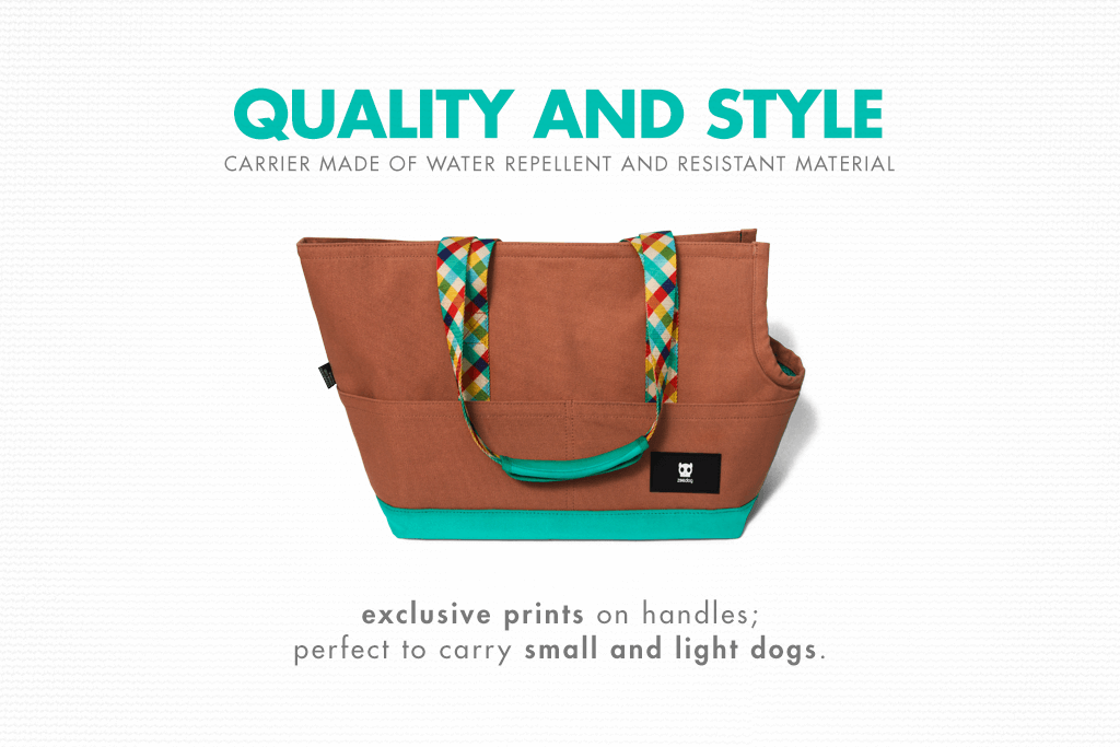 Phantom Dog Carrier - Quality and Style | Zee.Dog
