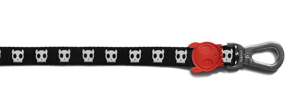 Skull | Dog Leash