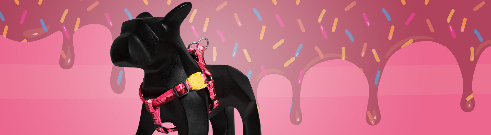 Cake Step In Dog Harness | Zee.Dog
