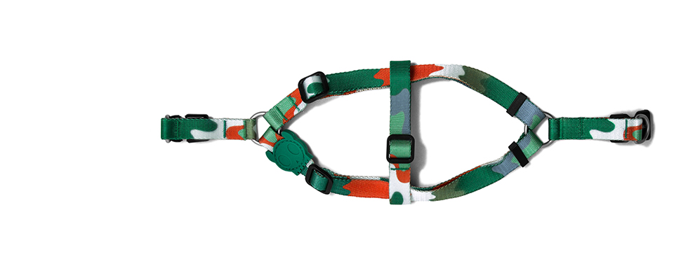 Camo | Dog Harness