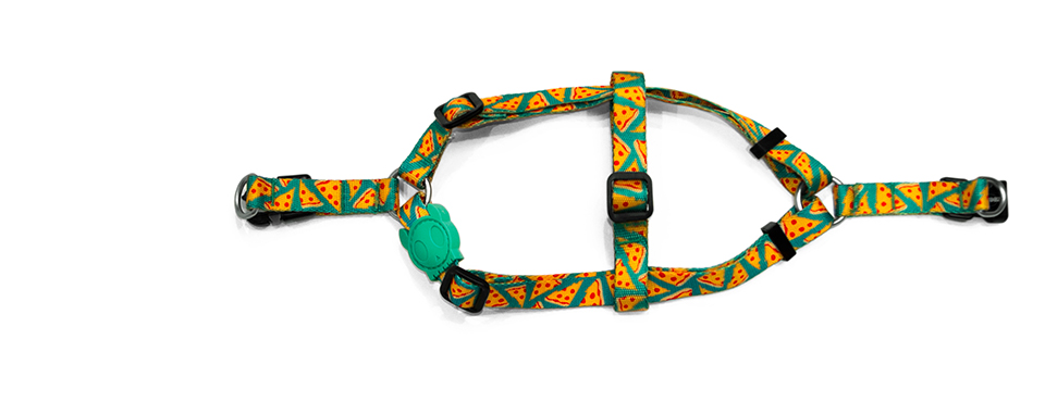 NYC Pizza | Dog Harness