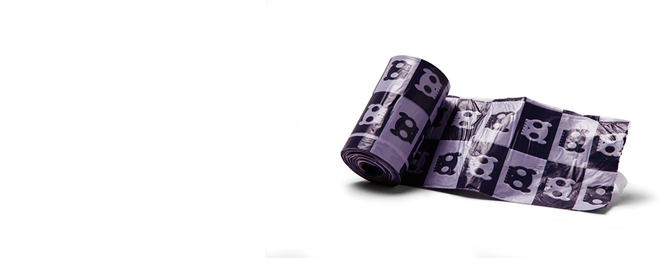 Purple | Dog Poop Bags
