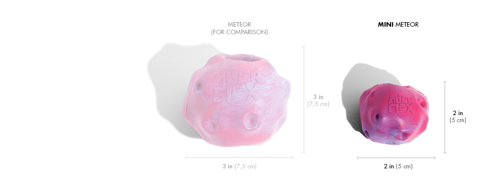 Alien Flex Mini Meteor | Dog Toy