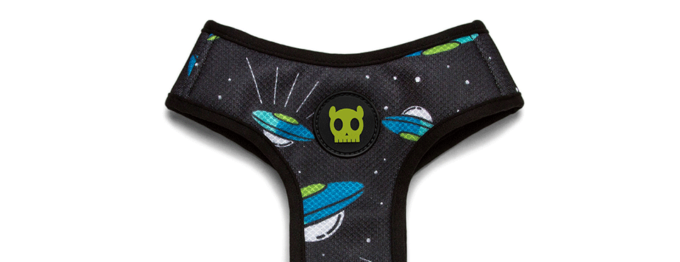Area 51 | Mesh Plus Dog Harness