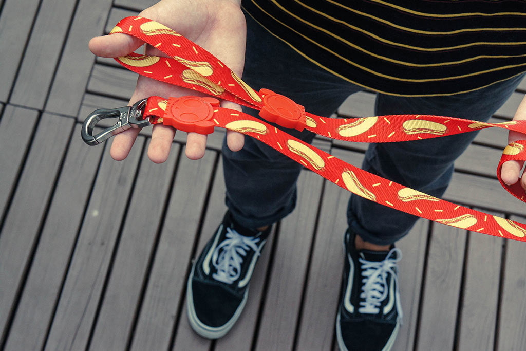 Hot Dog - Dog Leash | Zee.Dog