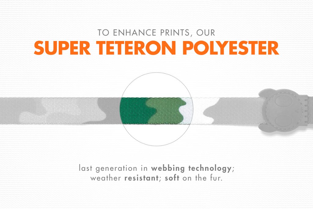 Super Teteron Polyester | Zee.Dog