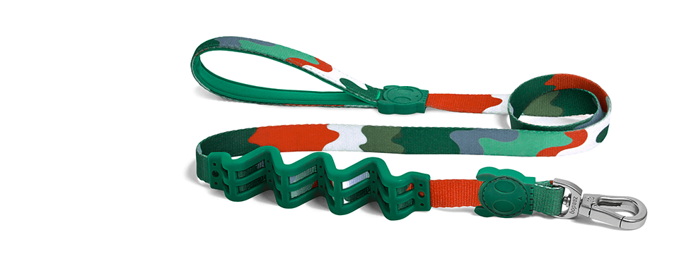 Camo | Shock Absorbent Dog Leash
