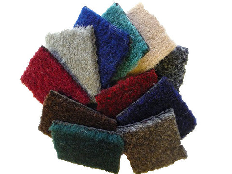 boat carpet samples