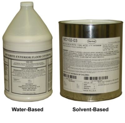 MariDeck Water-Based or Solvent-Based Flooring Adhesive