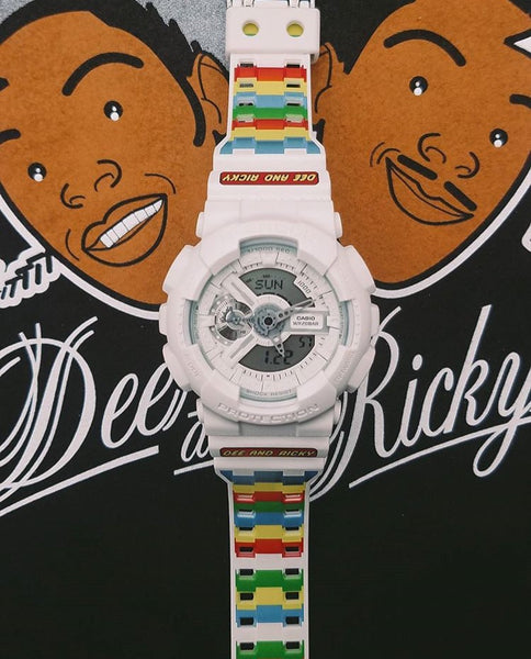 EVENT RECAP: DEE & RICKY X G-SHOCK RELEASE PARTY 2017